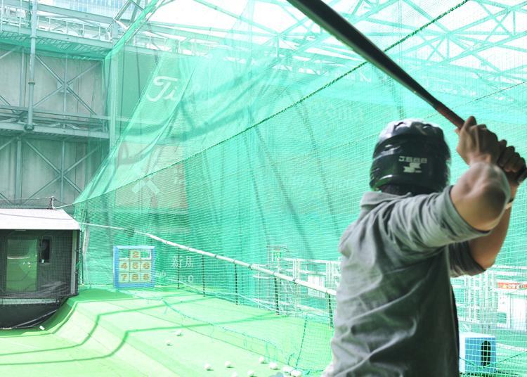 第9名:Active AKIBA Batting Center