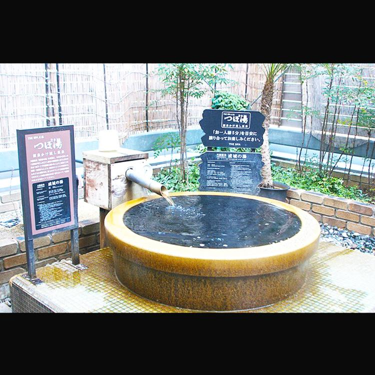 东京及周边地区×温泉、浴池 旅日外国游客热门设施排行榜 2020-1