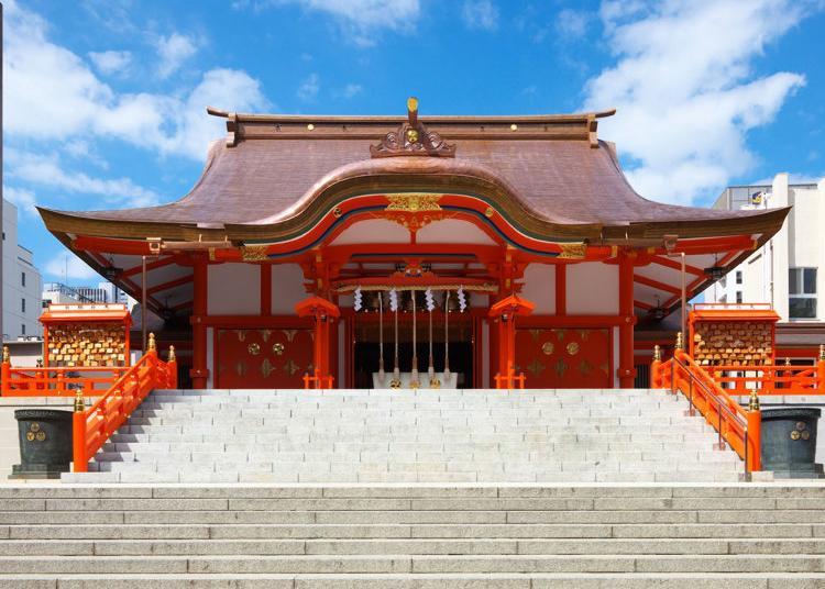 第9名:新宿花园神社