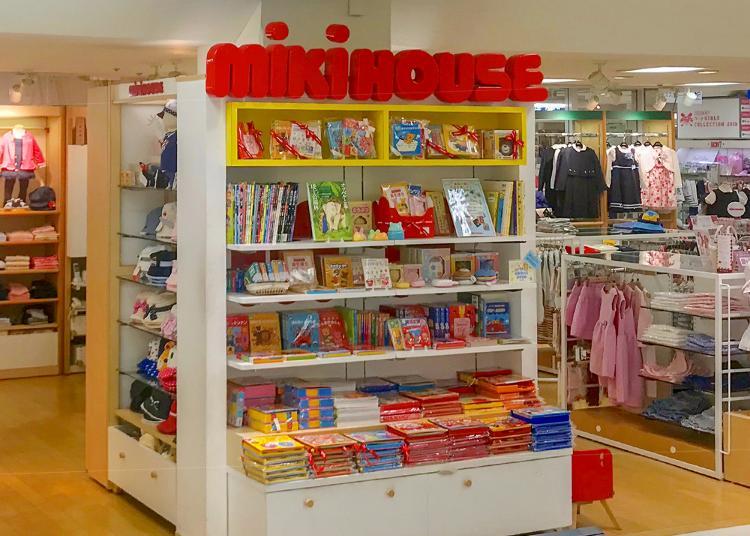 第7名:MIKI HOUSE Shinjuku Keio store