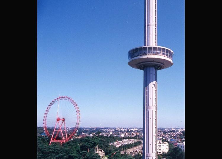 第10名:西武園遊樂園