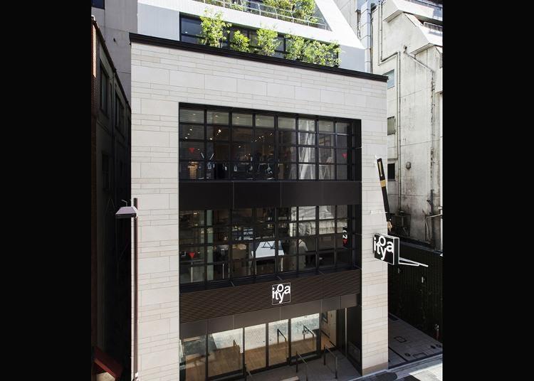 第4名:K.Itoya(伊東屋 銀座店分館)