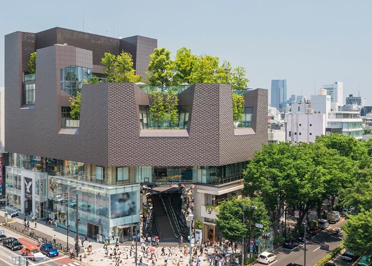 第7名:东急Plaza表参道原宿