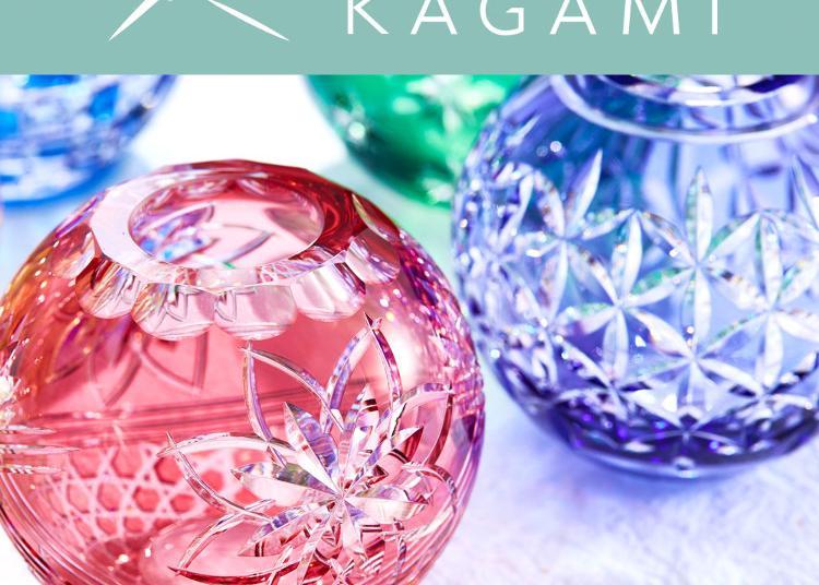 5.KAGAMI CRYSTAL PALACE SHOP