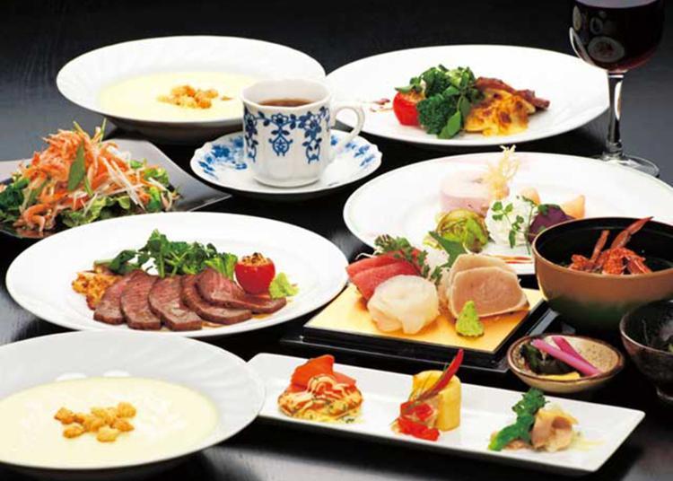 5.Utayu no Yado Atami Shiki Hotel