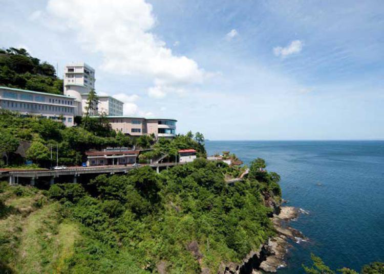 9.Hotel New Akao Royal Wing