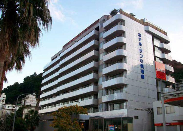 10.Atami Hotel Sunmi Club