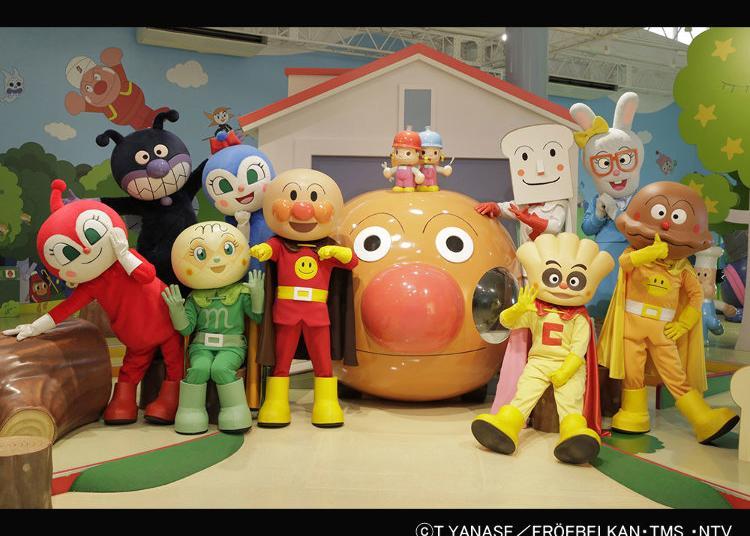 3.Yokohama Anpanman Children's Museum & Mall