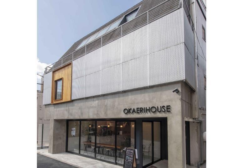 8.OKAERI HOUSE