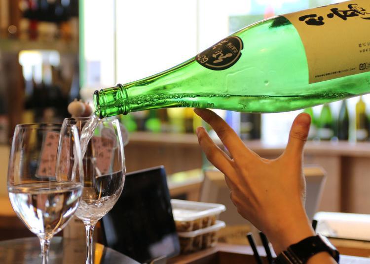 第8名:Liquor Shop GINZA KIMIJIMAYA