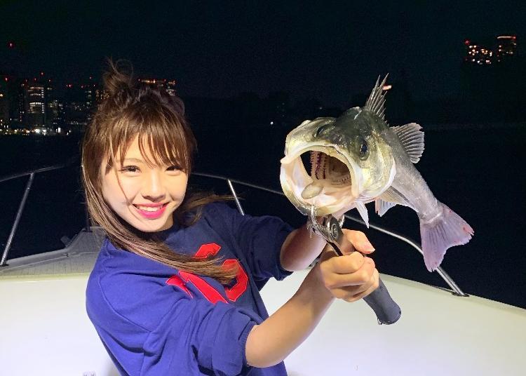 3위. Tokyo Japan Fishing
