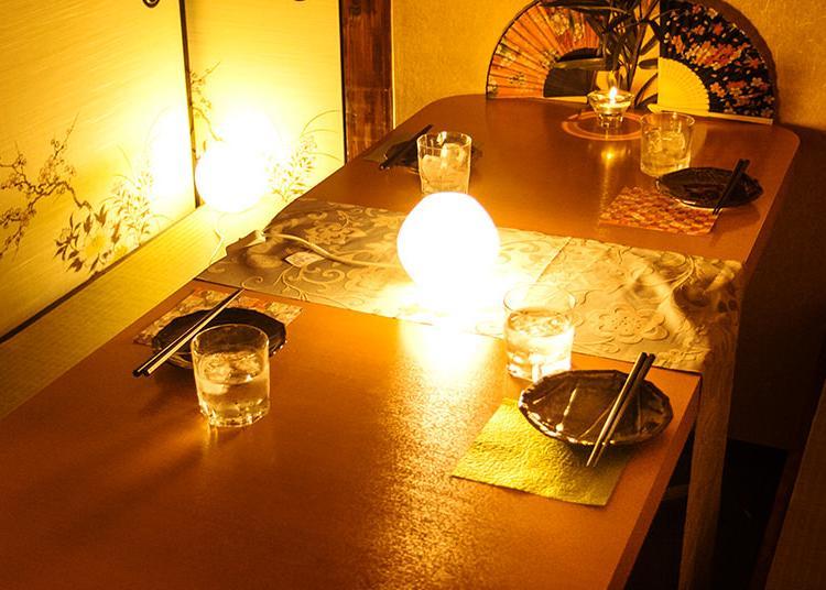 第7名:和食居酒屋×完全個室 和金 池袋本店