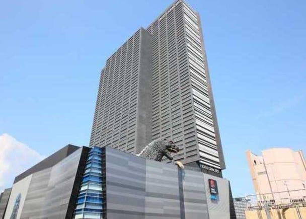 7.Hotel Gracery Shinjuku