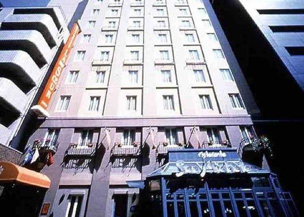 9.Hotel Monterey La Soeur Ginza