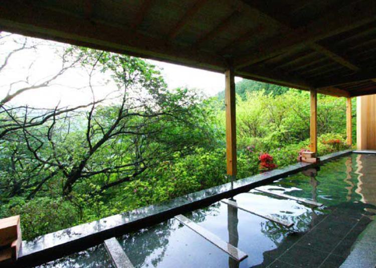 5위. Atami Mori no Onsen Hotel
