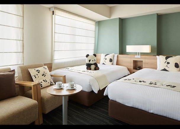 第6名:Mitsui Garden Hotel Ueno