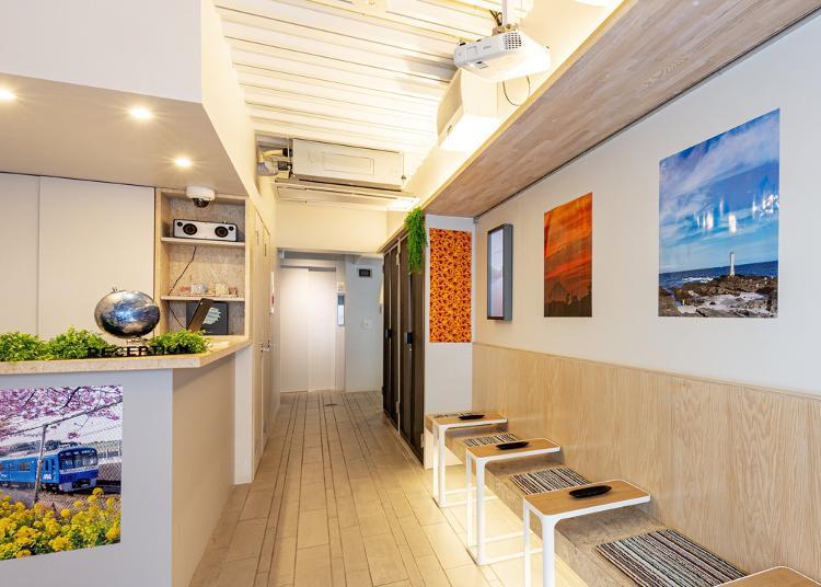 2위. plat hostel keikyu asakusa station