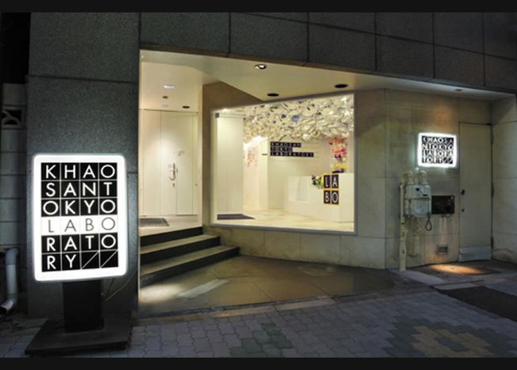 6위. Khaosan Tokyo Laboratory