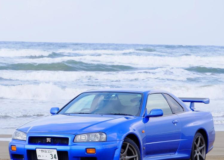3위. Omoshiro rent-a-car