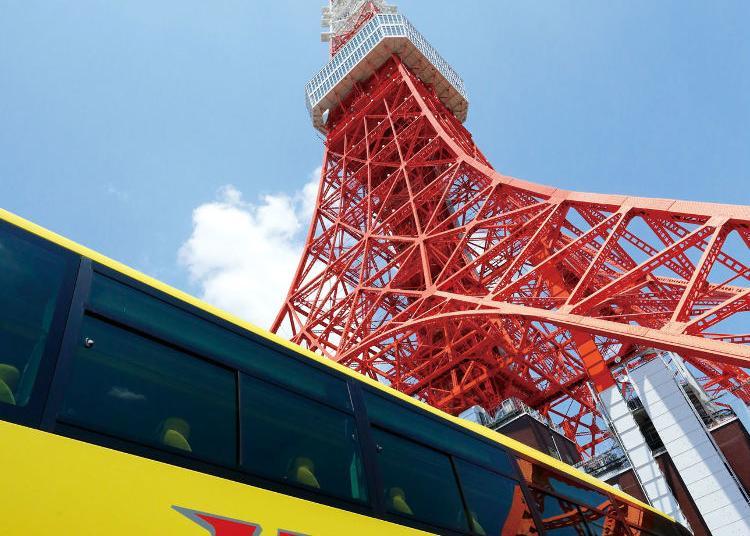第1名:Hato Bus Tours