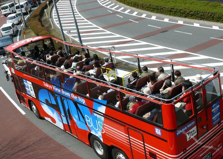 第4名:SKYBUS TOKYO