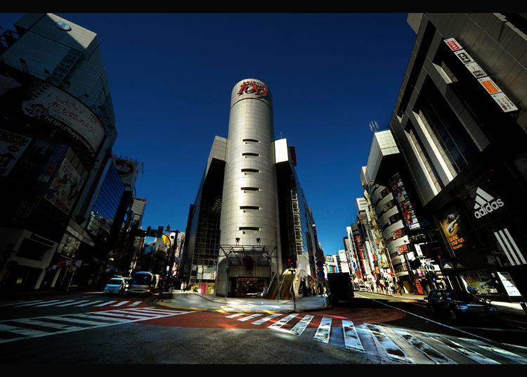 【시부야】일본을 방문한 외국인들의 인기시설 랭킹 2020년 2월 편