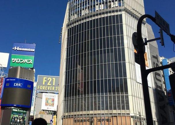 10.e-earphone Shibuya Tsutaya Store