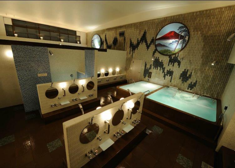 第9名:文化浴泉