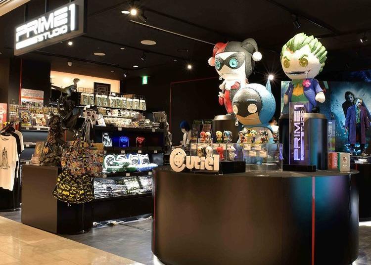 新宿 旅日外国游客热门设施排行榜 2020-3