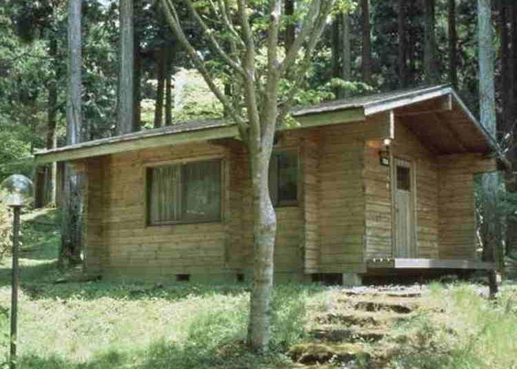 第2名:Hakone En Cottage Camping
