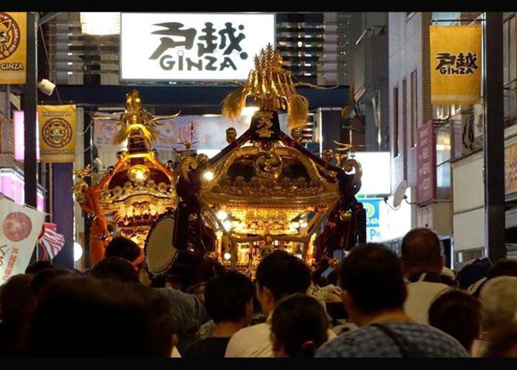 7.Togoshi Ginza Shotengai