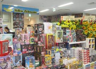 东京及周边地区×纪念品店、各地特产店 旅日外国游客热门设施排行榜 2020-3