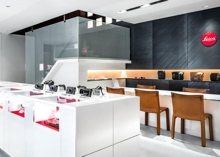 9.Leica Store Ginza