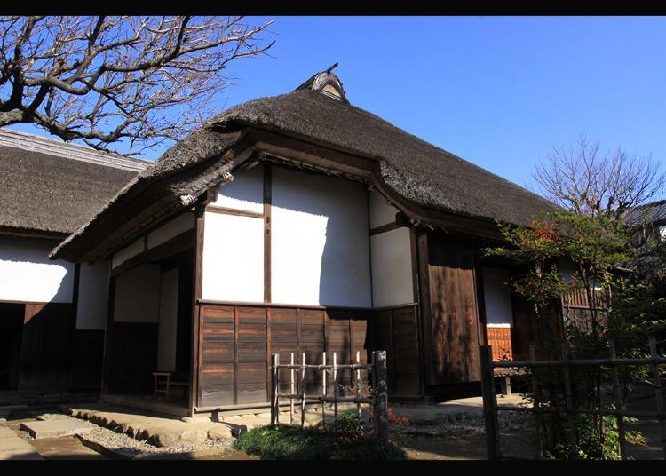 8.Sakura Samurai Houses