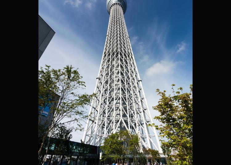 第7名:东京晴空塔®