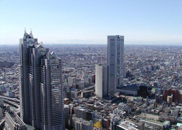 第6名:Tokyo Metropolitan Government