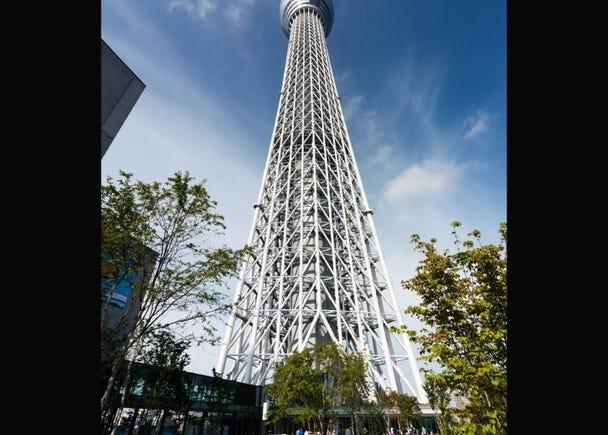 第7名:東京晴空塔®