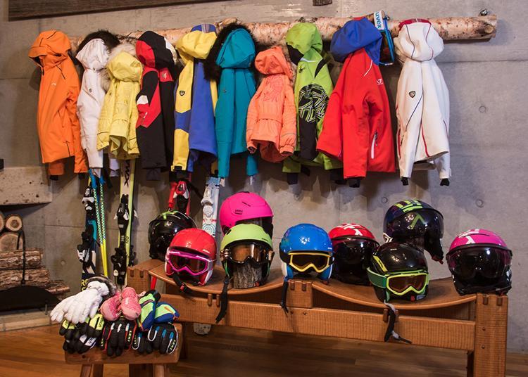 6위. 스키 매장 지로