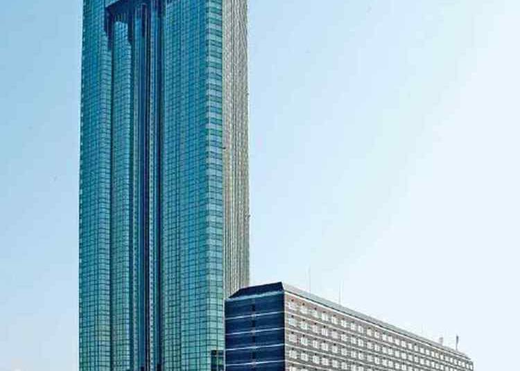 8위. APA Hotel & Resort Tokyo Bay Makuhari