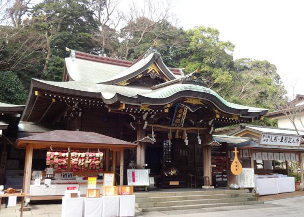 7.Enoshima Shrine