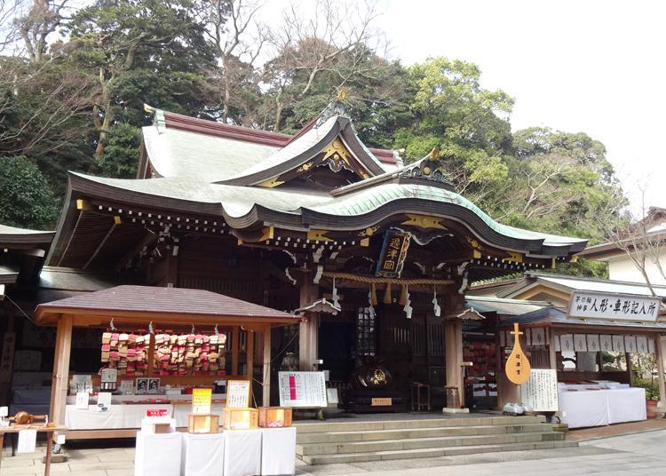 第7名:江岛神社