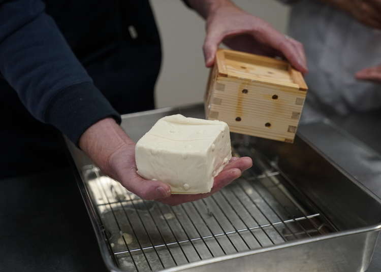 Make tofu in Tokachi, Hokkaido, where food and land go hand in hand