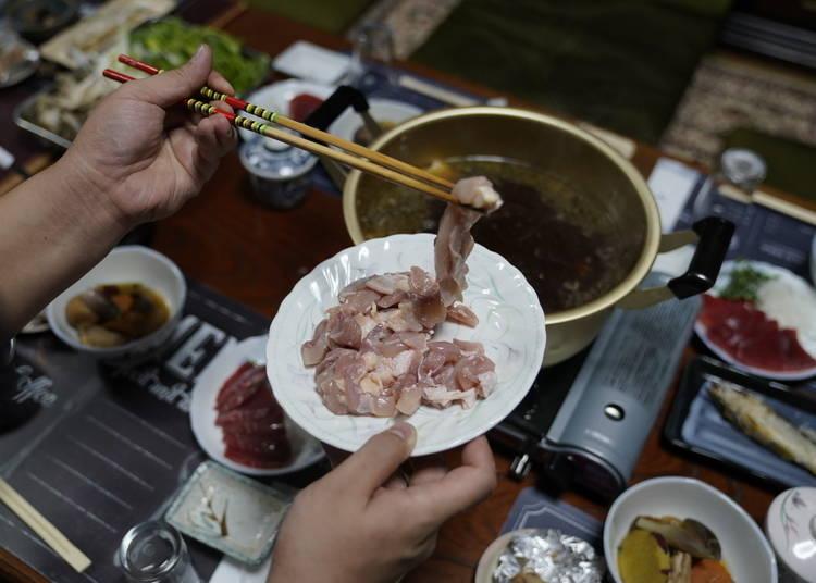 Akita chicken hinai-jidori lingers long in the memory