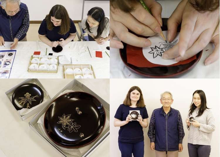 Explore Japan's rich history of lacquerwork at Echizen Lacquerware Traditional Industry Hall