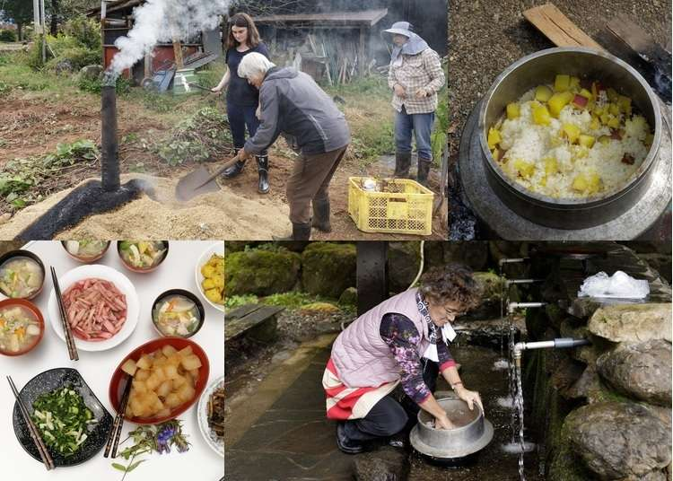 The past comes alive in Kawada - a charming mountain district in Fukui