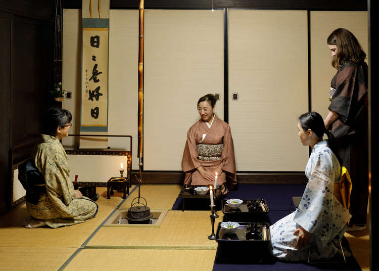 Tea-infused connections at Wan de En - an atmospheric guesthouse in Fukui