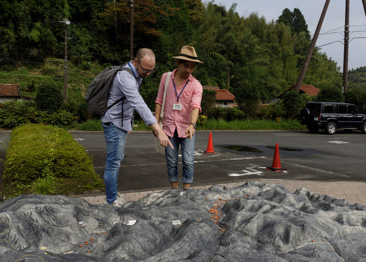 Engaging and educational guided tours of the Iwami Ginzan area