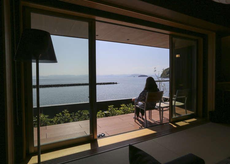 Umioto Mari: Treat yourself to a luxurious island break in Kagawa