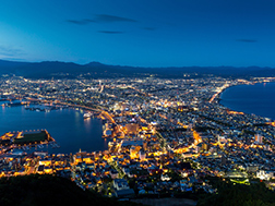 Hakodate:Overview & History