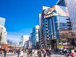 Daerah Sekitar Persimpangan Sukiyabashi